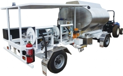 Trailer Aviation Refuelling 5000L KOIL